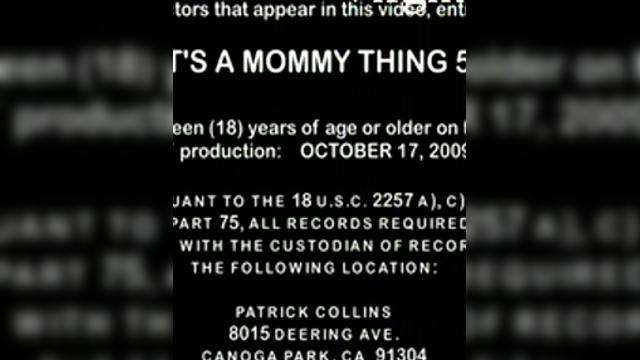 Its a mommy things 5 ч 2