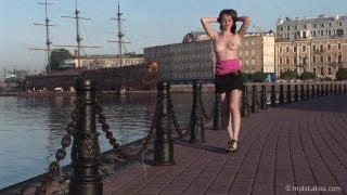 Helena Morning in St. Petersburg