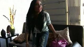 Anissa Kate on Casting Couch X