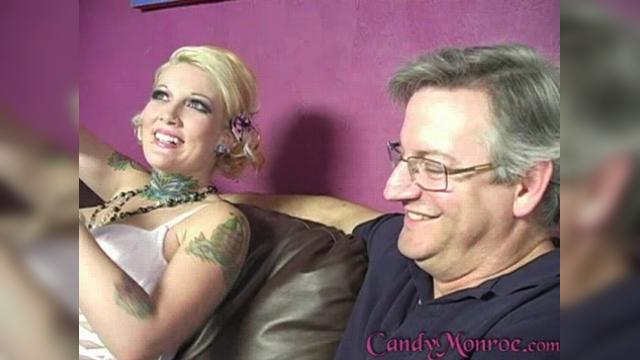 Candy Monroe Queen of cuckold 18