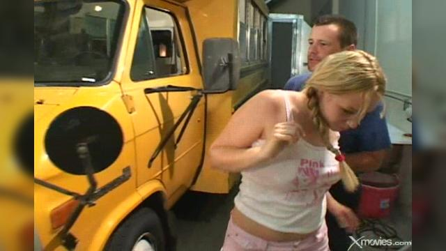 School Bus Girls 4 (scene 4)
