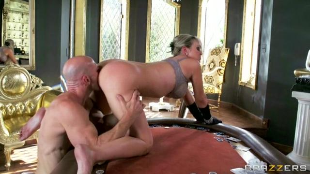 The Butler Did Her! Abbey Brooks, Johnny Sins