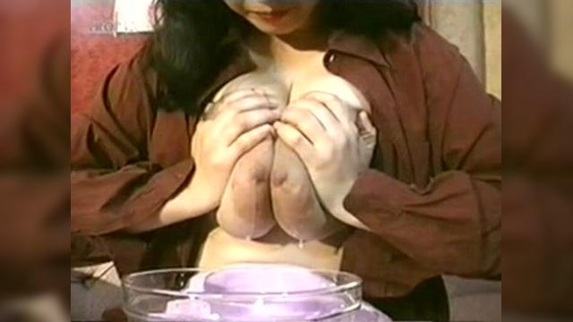 Collection 18 squeezed wife breast milk