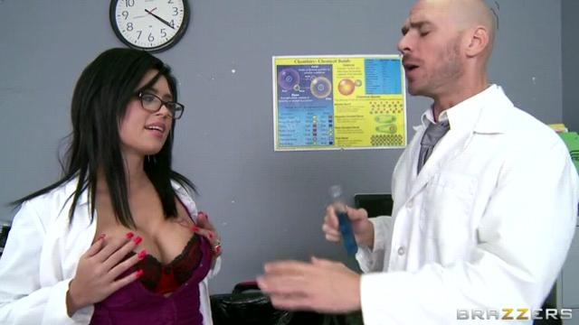 Fuck My Invisible Cock Eva Angelina , Johnny Sins