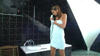 Sexy Nika Rides On Dick In Bathroom EPORNER