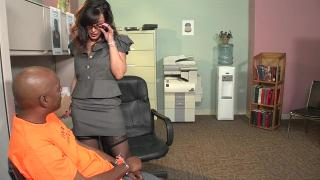 Lisa Ann's Black Out 2 (2014) [scene 1]