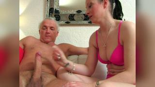 Husband Denial Handjob