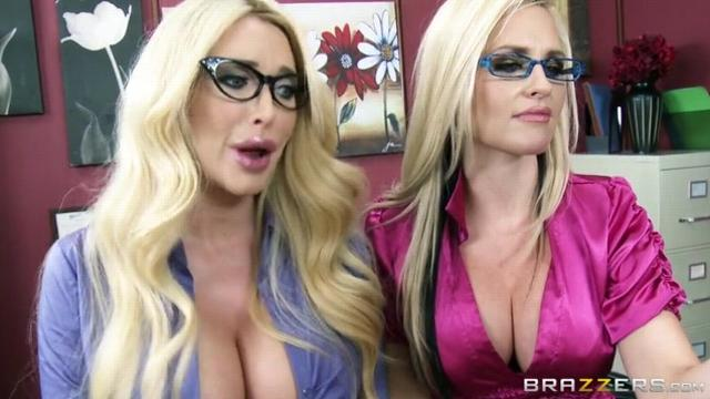 Alena Croft, Summer Brielle Sensual Harassment (2014)