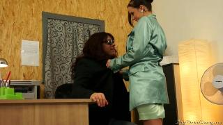 Cindy Dollar (My Fantasy Piss Fuck In The Office! )
