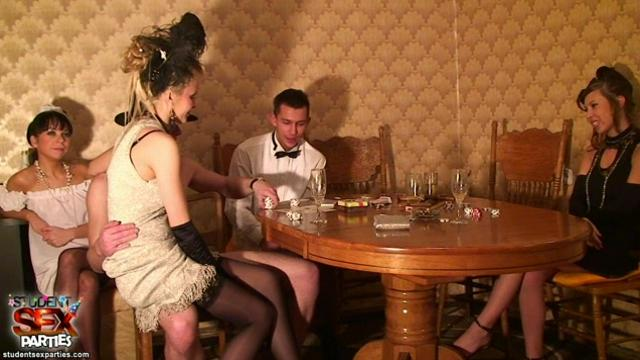 [Student Sex Parties] ssp4103 Chic Vintage Party