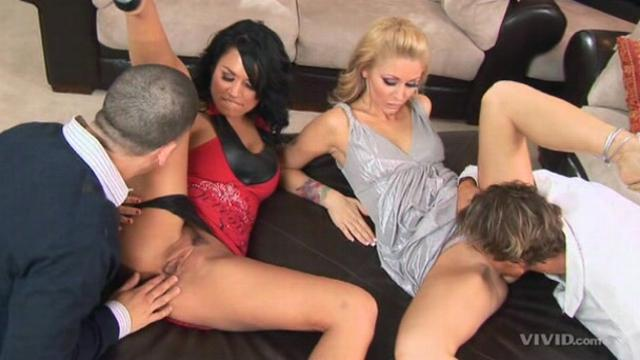 [Group] Eva Angelina American Swingers