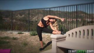 Holly Halston The Real Workout Hitting The Right Angles