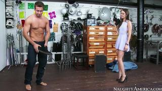 Riley Reid in My Friend's Hot Girl