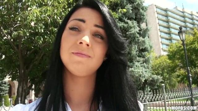PublicPickUps Suzy Fox (Hungarian Amateur Sells Her Pussy)