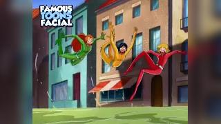 Totally Spies Clover Sex Famous Toons Facial