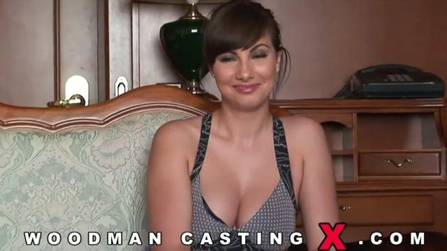 Woodman Casting X: Connie Carter's Anal Training