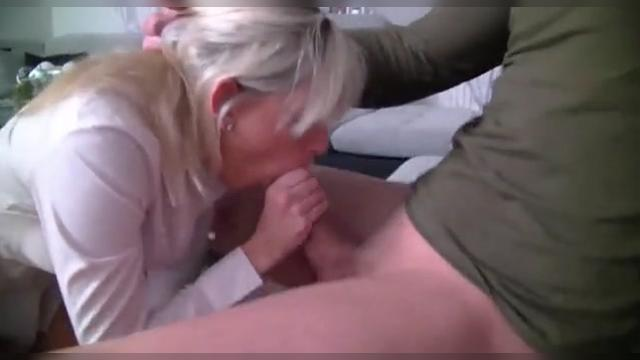 Amateur german blonde GF gets her ass fucked