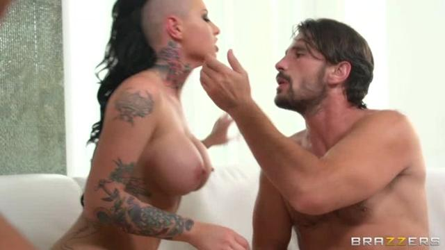 First DP for Christy Mack!