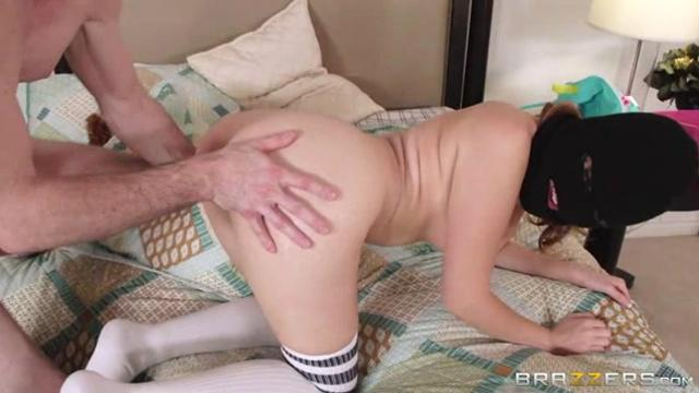Chasing After Her Friend's Bro's Cock