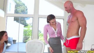 Chanel Preston and Shae Summers (Do As I Say)