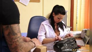 Klaudia Receives a Package