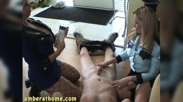 Amber Lynn Bach Naughty 3 way