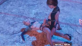 Twin Sisters 3D 18+