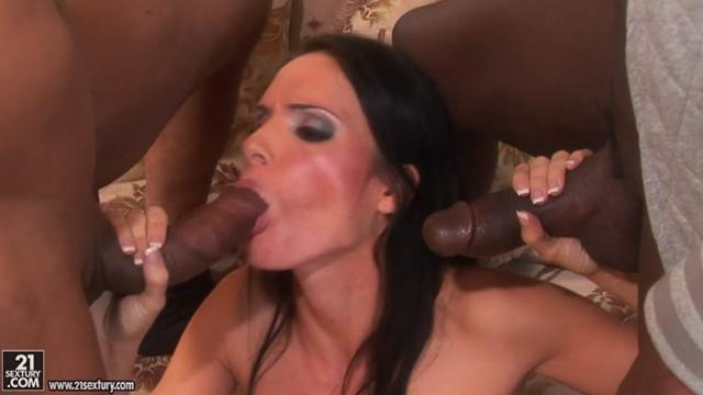 DP With Jennifer Dark HD