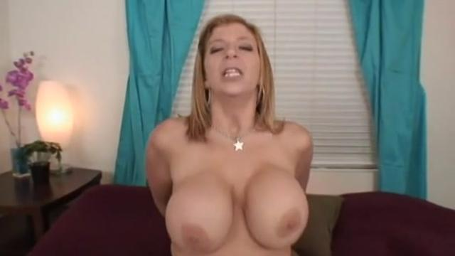 Sexy Blonde Sara Jay And Shorty Mac!