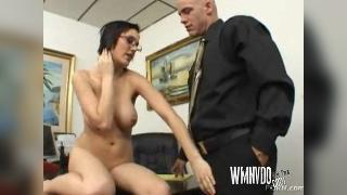 Mindy Main Fuck in Office