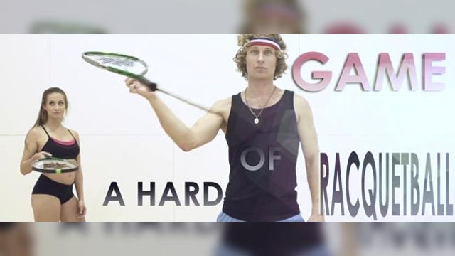 Cassidy Klein (A Hard Game Of Racquetball)