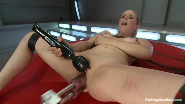 Penny Pax Penetrated By Fucking Machines