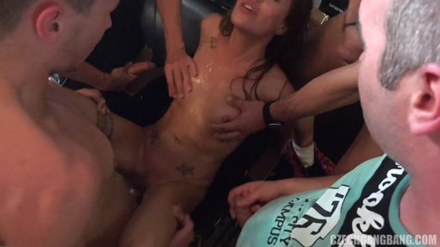 Czech gangbang 19 part 2 FullHD