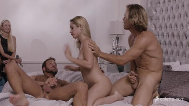 [Colette] Caprice, Goldie (We Love to Watch and More 01.11