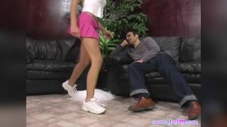 Kelly kline gets her tight pussy filled up by sascha