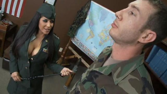 Big Tits In Uniform