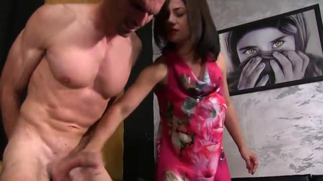 Perverse mistress Ella Cross