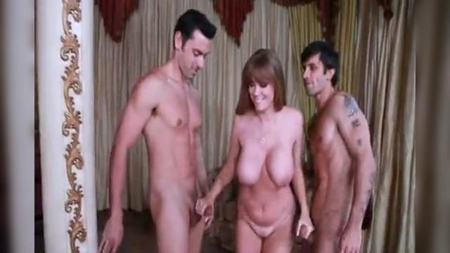 Darla crane threesome