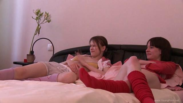 [YoungLegalPorn] Beata Anna Two Girls And A Lucky Guy
