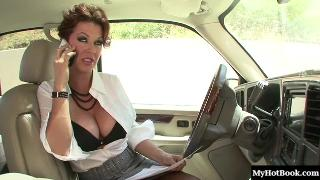 Raquel Devine is the MILF of everyones dreams, and this mature sexpot is