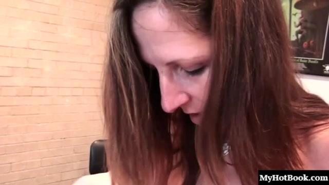 Redheaded amateur, Jade Houston is in the clutches of the sex crazed, Marie