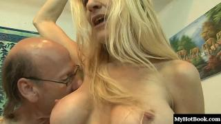 Robbye Bentley has been craving the cock of a man other than her