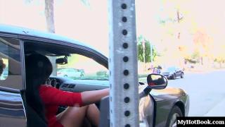 Sienna Dream is a slutty curvy black chick with a need for getting