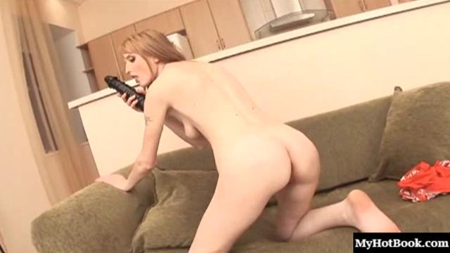 Pantera is a cute redhead that will be giving you an upskirt of