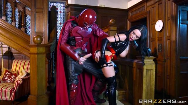XXX Men: Psylocke vs Magneto (XXX Parody) Patty Michova & Danny D