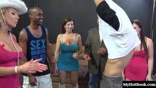 Sarah Jay, Nikki Sexx, and Jennifer White all think they are the best