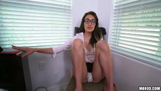 Zoey Banks (Latina in Glasses Does Anal)