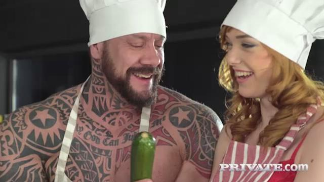 Anny Aurora Hot Cooking