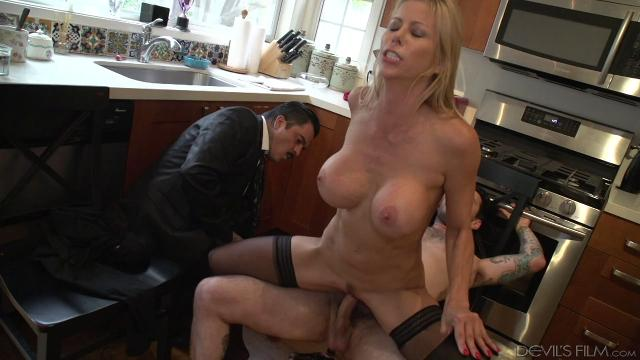 Alexis Fawx, Tommy Pistol Seduced By The Bosss Wife