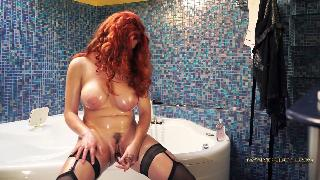 Lillith Von Titz Big Boobs Masturbation